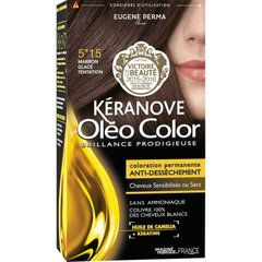 Стойкая Краска без Аммиака  5*15  Каштан ПепельныйОлеоколор Oleo Color